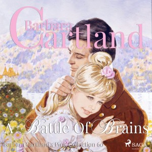 A Battle Of Brains (Barbara Cartland's Pink Collection 60) (EN)