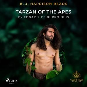 B. J. Harrison Reads Tarzan of the Apes (EN)