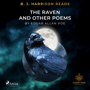 B. J. Harrison Reads The Raven and Other Poems (EN)