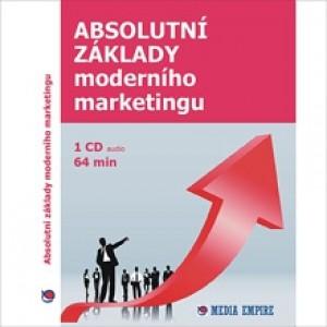 Absolutní základy moderního marketingu