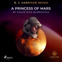 B. J. Harrison Reads A Princess of Mars (EN)