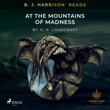 B. J. Harrison Reads At The Mountains of Madness (EN)