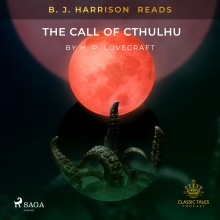 B. J. Harrison Reads The Call of Cthulhu (EN)