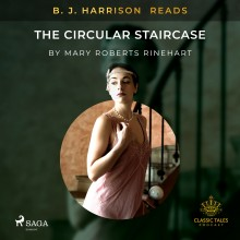 B. J. Harrison Reads The Circular Staircase (EN)