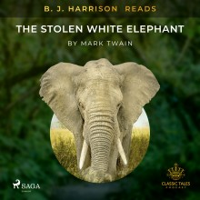 B. J. Harrison Reads The Stolen White Elephant (EN)