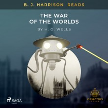 B. J. Harrison Reads The War of the Worlds (EN)