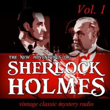 The New Adventures of Sherlock Holmes, Vol. 1: Vintage Cl...