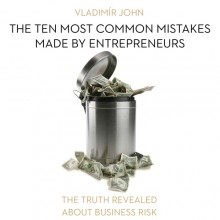 The ten most common mistakes made by entrepreneurs (EN)