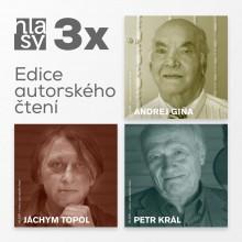 3x HLASY: Giňa, Topol, Král