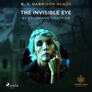 B. J. Harrison Reads The Invisible Eye (EN)