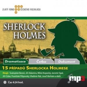 15 případů Sherlocka Holmese
